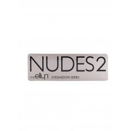 MC ELLYN Nudes Metal 12'li Far